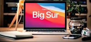 Big Sur Update for Mac